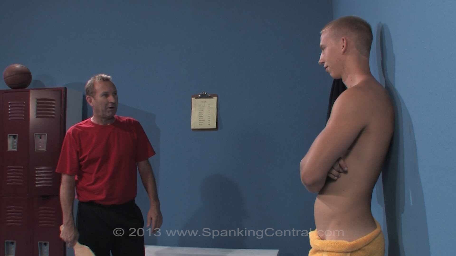 Spanked at the swim meet - 2 part 6