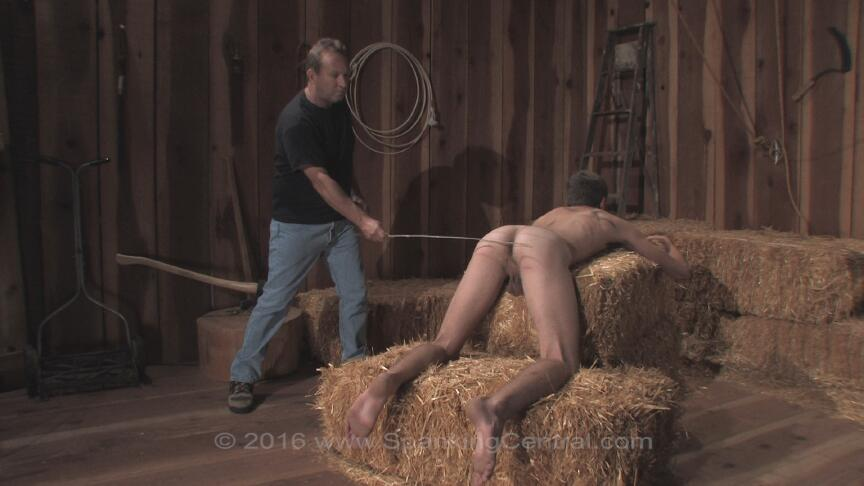 Bare Ass For Whipping