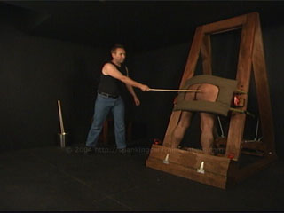 A judicial style caning from miss sultrybelle 2