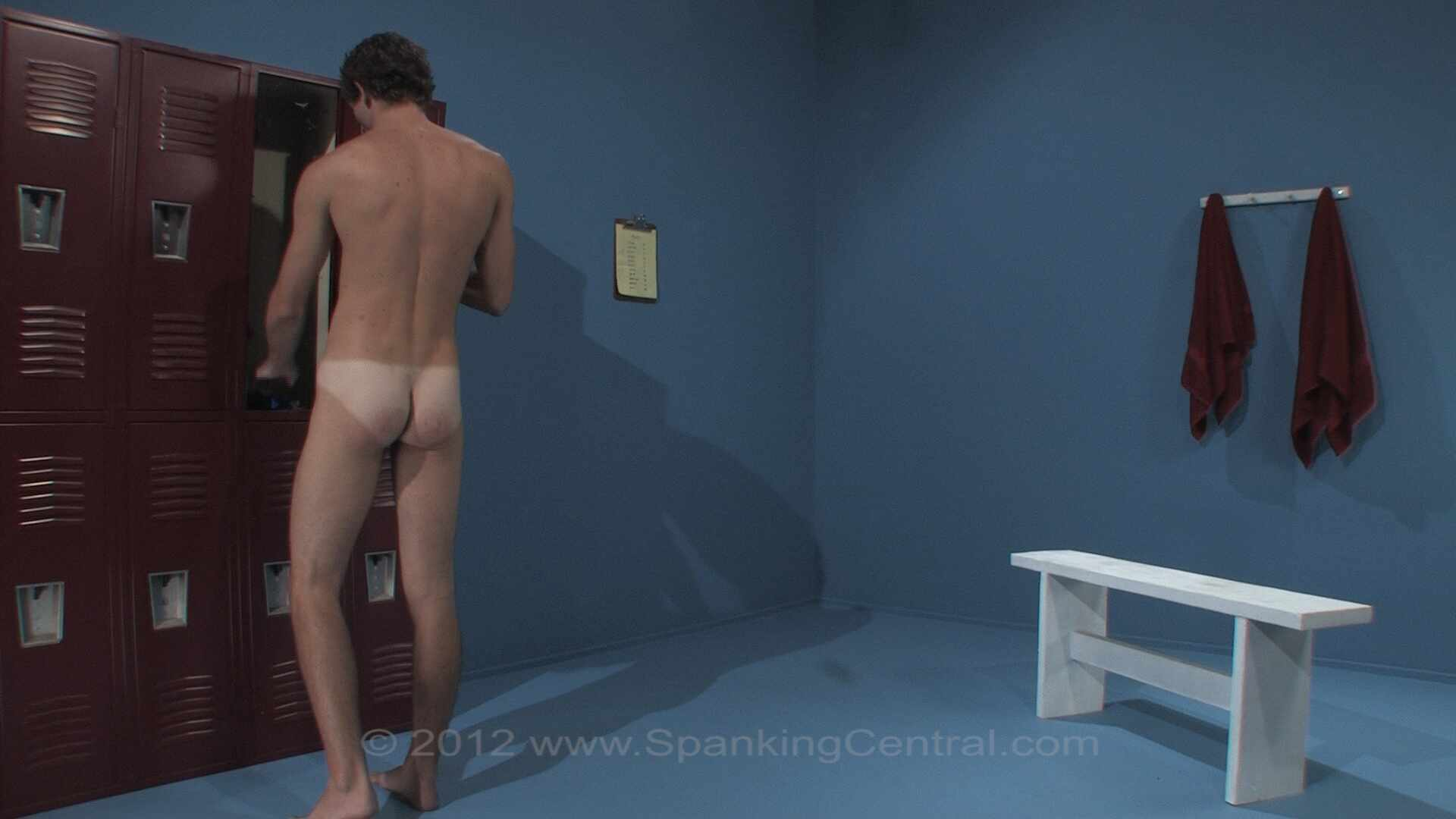 Aaron tyler spanked and buddy gay boy 2
