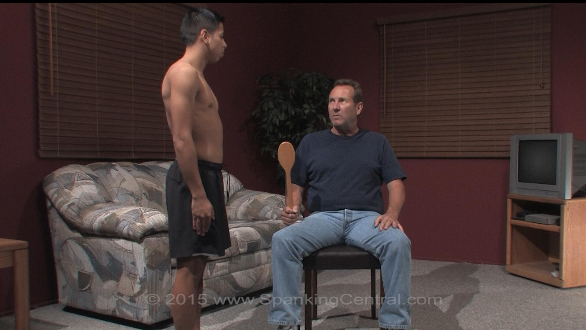 Spank central videos wow